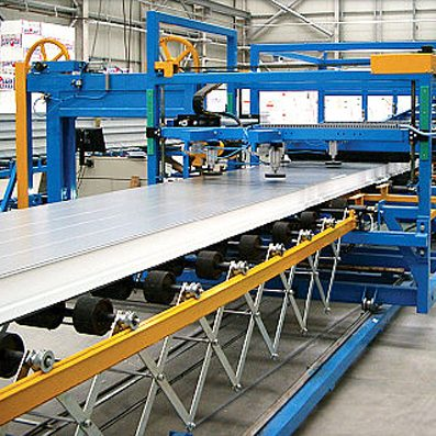 EPS-Sandwich-Panel-Machinery